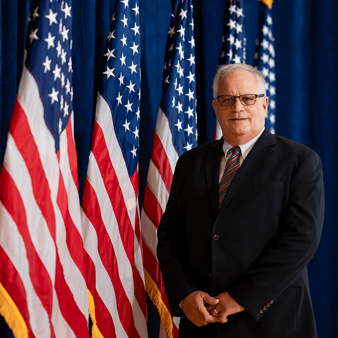 Paul F. Calistro, Jr. headshot